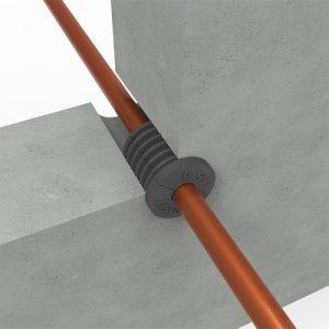 PSI plug enkel in betonnen wand